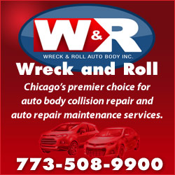 Visit Wreck and Roll auto body and repair shop in Chicago