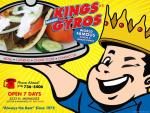 Kings Gyros No. 2 in Chicago