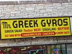 Mr. Greek Gyros in Chicago