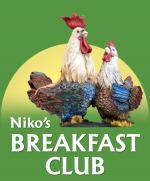 Niko's Breakfast Club - Romeoville-logo