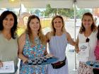 Friendly greeters - Big Greek Food Fest, Niles