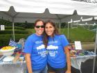 Hard working volunteers - Glenview Greek Fest at Sts. Peter & Paul