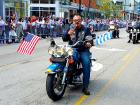 Greek American Motorcycle Association (GAMA) - Greek Independence Day Parade Chicago
