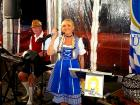 Blonde Date band performing at Johnny's Kitchen & Tap Octoberfest in Glenview