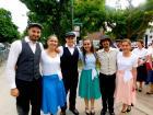 Dance Troupe, Lincoln Park Greek Fest Chicago