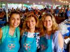 Hard working volunteers - Palos Hills Greek Fest