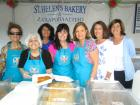Hard working volunteers, Greek Fest of Palos Hills