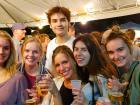 Happy participants - St. Demetrios Greek Fest, Elmhurst