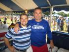 Hard working volunteers - St. Demetrios Greekfest Libertyville