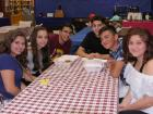Happy participants - Taste of Greece at St. Demetrios, Elmhurst
