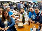 Happy participants - St. Nectarios Greekfest, Palatine