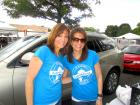 Hard working drive-thru volunteers - St. Nectarios Greekfest, Palatine