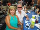 Happy participants, Taste of Greektown in Chicago