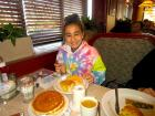Happy customer - Omega Restaurant & Pancake House in Downers Grove