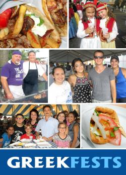 Greek Fests in the Chicagoland area 2019