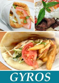 Best Gyros in Chicago, Opa Chicago Top 10