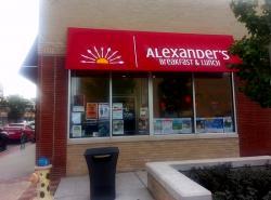 Alexander's Breakfast & Lunch in Skokie
