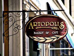 Logo for Artopolis Bakery Cafe Agora