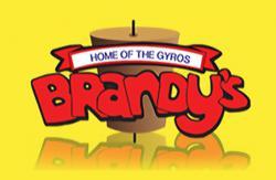 Brandy's Gyros Chicago logo