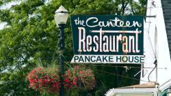 Canteen Restaurant in downtown Barrington