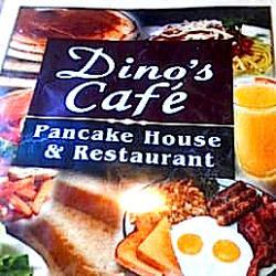 Dino's Cafe in Bloomingdale