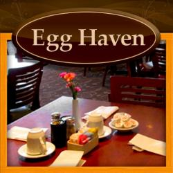 Egg Haven Pancakes & Cafe in DeKalb