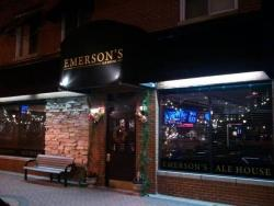 Emerson's Ale House in Mount Prospect