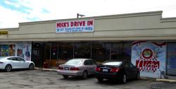 Nick's Drive-In on Harlem Ave in Chicago