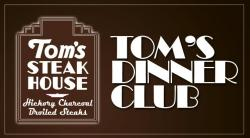 Tom's Steak House in Melrose Park