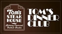 Tom's Steak House in Melrose Park