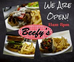 Carryout, Curbside Pickup & Delivery at Beefy's Restaurant - Chicago