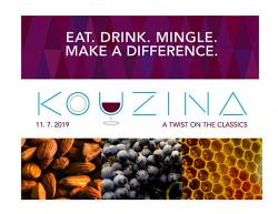 """""""Kouzina"""" at the National Hellenic Museum - Chicago"""