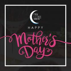 Mother's Day Dining at Palm Court Restaurant - Arlington Heights