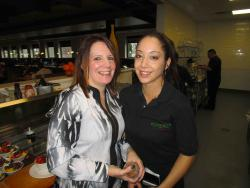 Friendly staff at Butterfield's Pancake House & Restaurant in Oakbrook Terrace