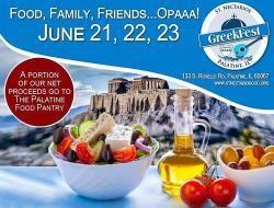 St. Nectarios Greek Fest, Palatine
