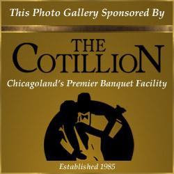 This gallery sponsored by the Cotillion Banquets