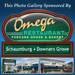 This gallery sponsored by Omega Restaurant in Schaumburg and Downers Grove