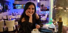 Vocalist Evgenia at Brousko Authentic Greek Cuisine in Schaumburg