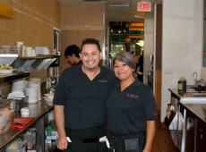 Friendly staff at Butterfield's Pancake House & Restaurant in Naperville