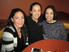 Family at Lumes Pancake House and Restaurant - Chicago Western Ave location