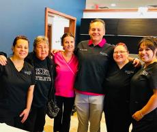 Courteous and professional staff at Ifantis Dental Care in Morton Grove