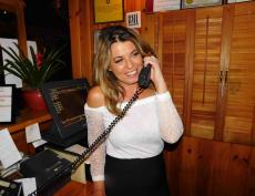 Friendly manager at Jameson's Charhouse in Arlington Heights