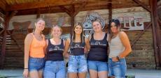 Friendly staff at Niko's Red Mill Tavern in Woodstock