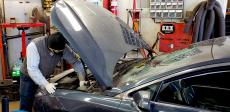 ASE Certified Technician at Old Orchard BP Auto Service in Skokie