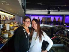 Friendly staff at Premier Lounge in Glenview