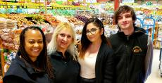 Deli and Produce Staff at Village Market Place in Skokie